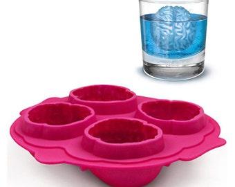 Brain Mold Ice, Candy, Chocolate, Soap, Crayon Baking Supplies