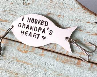 Personalized Fishing Lure, Fishing Lure Personalized, Gift For Fisherman, Fishing Gift, Custom Fishing Lure, Fishing Lure, Gift For Grandpa