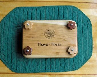 Flower Press, Cherry