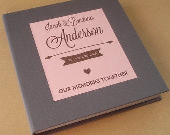 Anniversary Memento Box · Anniversary Keepsake Box · Paper Anniversary Gift · Our First Year · Personalized Keepsake Box