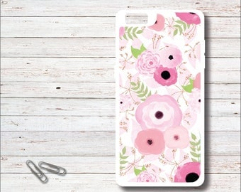 Personalized Phone Case, Monogram, iPhone Case,Mother's Day Gift, Gift for Mom, Flowers Phone Case, Samsung Galaxy Case, Shabby Chic