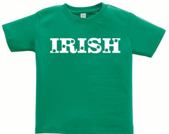 Irish- St. Patrick's Day Short Sleeve T-shirt for toddler/youth