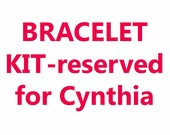 reserved for Cynthia