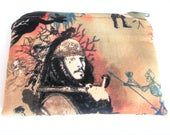 Change Purse - Coin Purse - Small Accessory Bag - Wallet - Zippered Pouch - Loyalty Card Purse