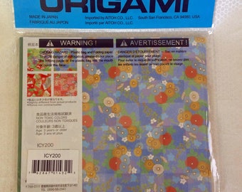 "Origami Paper 5.875""X5.875"" 40 Sheets"