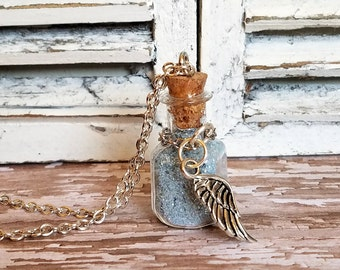 Mini Bottle Necklace