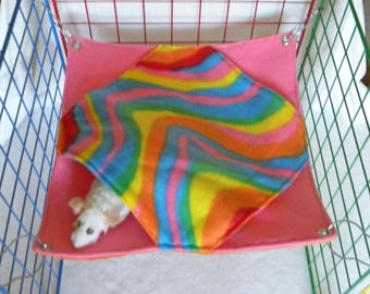 RAT SAC Cave sm - Wavy Rainbow