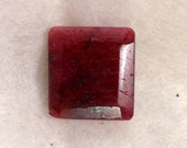 47 Carat  ... Ruby Faceted Gemstone ... 20 x 18 x 10 MM