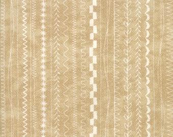 Tan Maven Fabric - Moda - BasicGrey - 30465 21