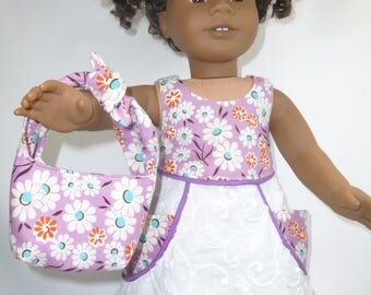 Summer outfit for your American girl doll