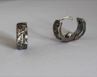Guy earrings,Hoop earring for men,male earrings jewellery,gifts for men.