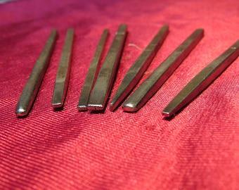 Vintage Metal Stamping Tools