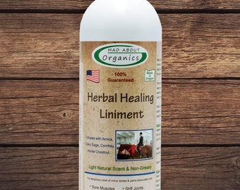 Herbal Healing Liniment 16oz