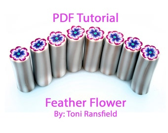 Feather Flower Tutorial