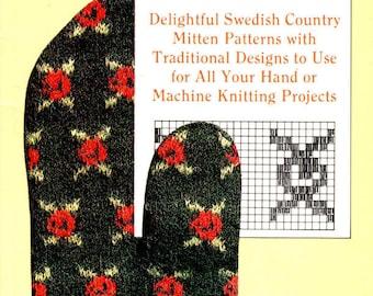 Schwedische traditionelle muster  Schwedische fäustlinge | Etsy