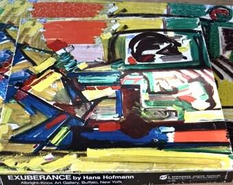 Hans Hofman Puzzle Exuberance 1968