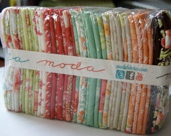 Somerset Fat Quarter Bundle RARE Out of Print Fig Tree Quilts Quilting Crafts Sewing