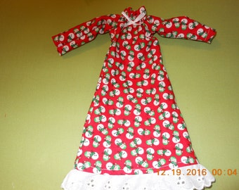 Barbie nightgown
