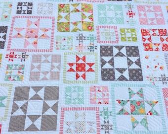 Line Dried PDF Quilt Pattern #118