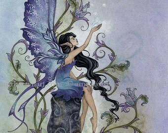 5x7 Creation fairy PRINT by Amy Brown