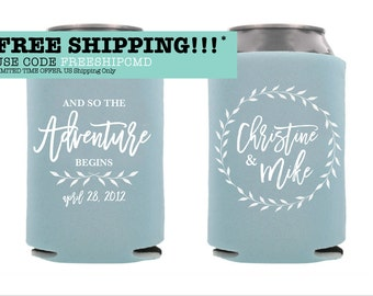 Custom Collapsible Can Coolers - And So The Adventure Begins