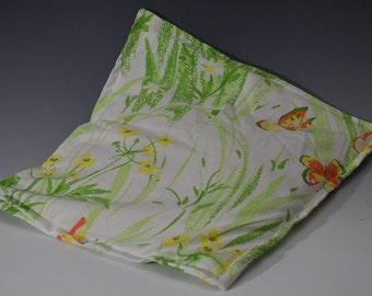 Vintage Sheet Rice and Lavender Hot and Cold Pack
