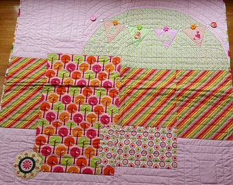Baby Bunting Quilt