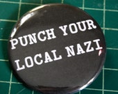 Punch Your Local Nazi. Profits for charity.