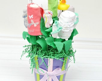 Unique Baby Gift Girl, Newborn Gift Basket, Girl Newborn Gift Set, Infant Gift Girl, Unique Baby Gift for Girls, Newborn Girl Outfit