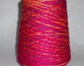 STASH SALE - Bamboo Yarn, Silk City Bambu 7 Yarn,  Weaving Yarn, Knitting Yarn, Crocheting Yarn (Bamboo #3)
