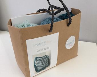 Crochet bag kit