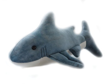 Stuffed Shark Plush Toy