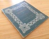 Antique crochet books Album de FRIVOLITÈ par Madame Hardouin