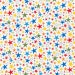 Robert Kaufman Park Monster Primary Stars Fabric by the yard AUI16467204