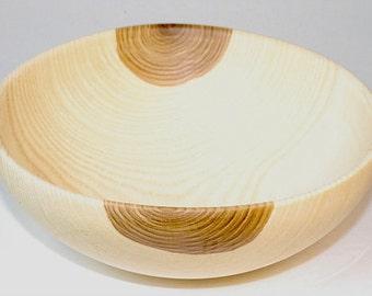 Olive Calabash Bowl