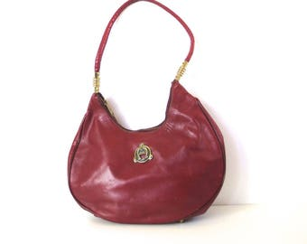 Vintage Early Etienne Aigner Hobo Purse
