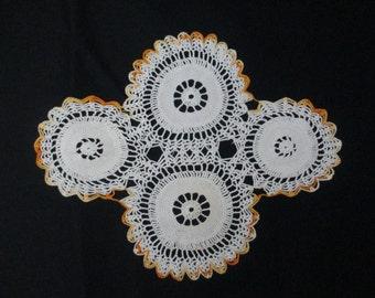 Vintage Lace Doily Crochet