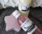 Gel douche, bain mousse, shampooing, 3 en 1, 250ml ou 500ml