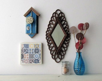 home decor - Bistro 46 - wall collage -  3 piece wall art