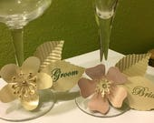 Cherry Bloosom place cards