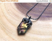 XMAS SALE Children of the Forest Pendant  - OOAK