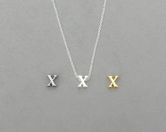 Initial x Necklaces
