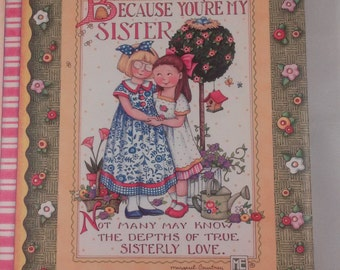 Mary Engelbriet Sisters Little  Book