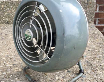 Vintage Industrial Vornado Fan
