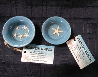 Starfish Wisdom Mini Bowl