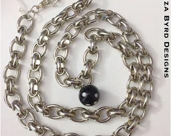 Conta Chain Necklace