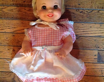 """Vintage 1966 Ideal 18"""" Baby Doll"""