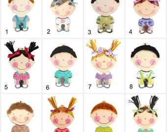 Kids Wall Hook - Kids Rack - Nursey Wall Hook - Kids Coat Rack - Hook For Kids Room - Rack For Nursery - Kids room decor - Nursery Decor