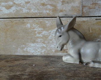 Vintage  Donkey or Burro  Replacement For Your Private Collection