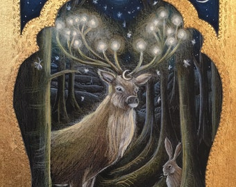The Light of the Forest open edition print